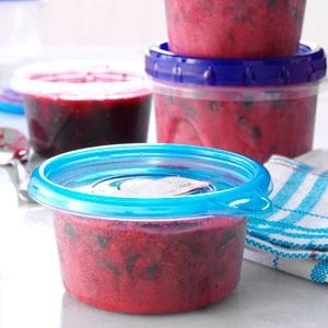 Wild Berry Freezer Jam Recipe