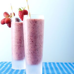 Fruity Smoothies Recipe