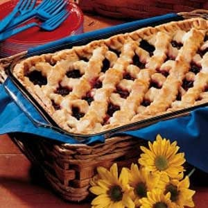 Berry Big Pie Recipe