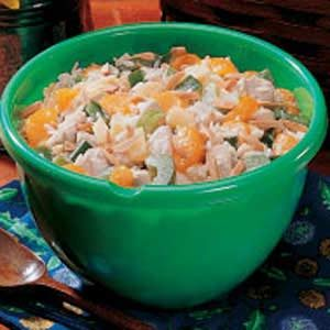 Chicken Rice Salad Recipe