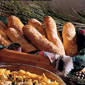 Soft Breadstick Recipe