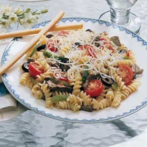 Beef and Pasta Salad Recipe