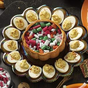 Wicked Deviled Eggs Recipe