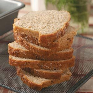 Dill Wheat Bread Recipe