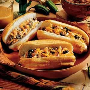 South-of-the-Border Sandwiches Recipe
