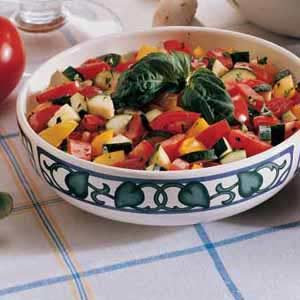 Calico Tomato Salad Recipe