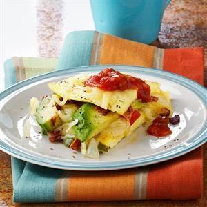 Southwestern Omelet Recipe