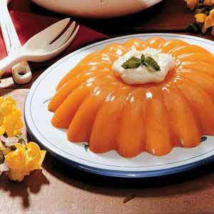 Apricot Orange Gelatin Salad Recipe