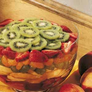 Cinnamon Fruit Compote Recipe