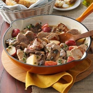 Pork & Potato Supper Recipe