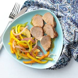 Honey Mustard Pork Tenderloin Recipe