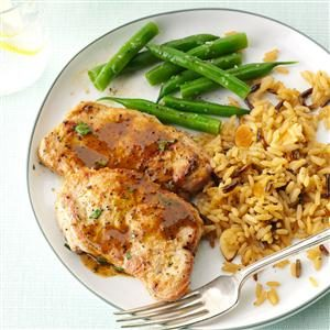 Dijon Pork Medallions Recipe