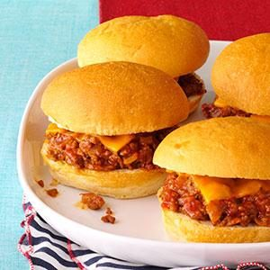 Favorite Sloppy Joes Recipe