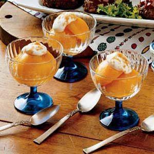 Spiced Peaches Recipe