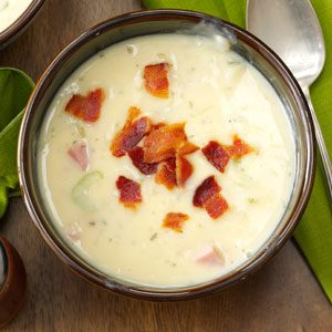 Hearty Hash Brown Soup