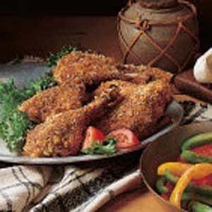 Spicy Breaded Chicken Recipe