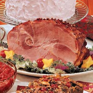 Spiced Holiday Ham Recipe