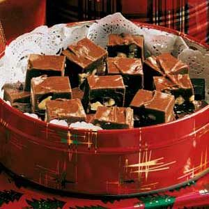 Microwave Mint Fudge Recipe