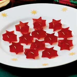 Sugarless Licorice Stars