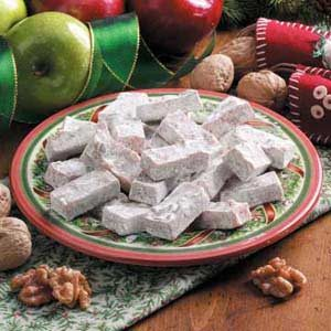 Chewy Apple Candies Recipe