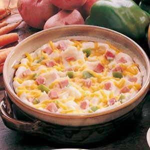 Easy Potato Casserole Recipe photo by Taste of Home