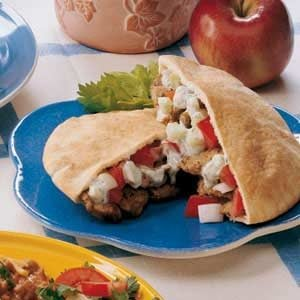 Greek Pitas Recipe