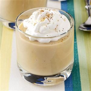 Homemade Butterscotch Pudding Recipe