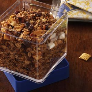 Apple Cinnamon Granola Recipe