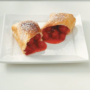 Cherry Pie Chimis Recipe