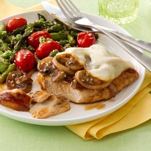 Smothered Teriyaki Chicken Breasts Recipe