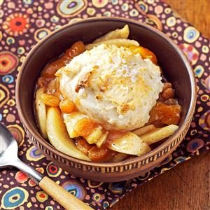 Autumn Harvest Cobbler Recipe