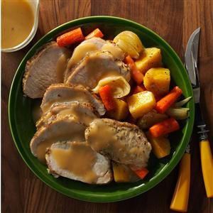 Sunday Pot Roast Recipe