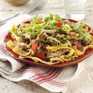 Chalupas Recipe