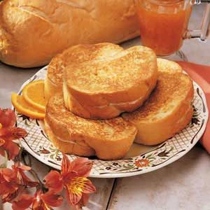 Stuffed Apricot French Toast Recipe