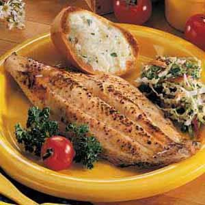 Marinated Catfish Fillets Recipe