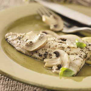 Walleye Delight Recipe