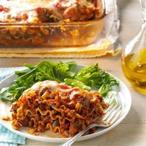 Power Lasagna Recipe