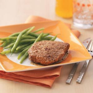 Walnut Pork Chops Recipe