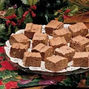 Sugar-Free Chocolate Fudge