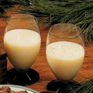 Sugar-Free Holiday Nog Recipe