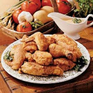 Best Southern Fried Chicken Recipe