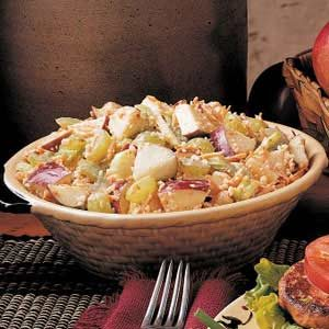 Summer Apple Salad Recipe