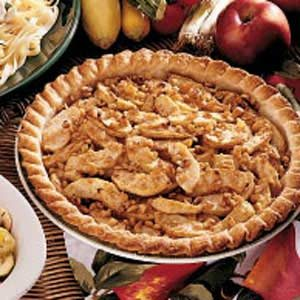Sugarless Apple Pie Recipe