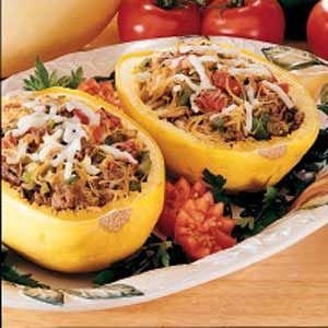 Spaghetti squash easy recipes