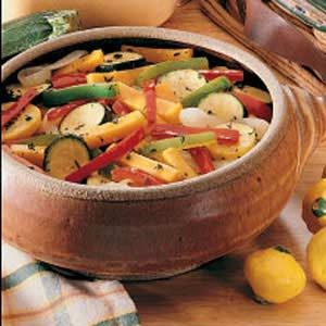 Two-Season Squash Medley Recipe