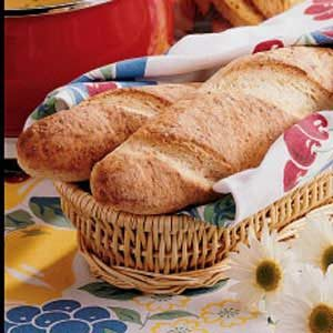 Cheesy Italian Bread Recipe