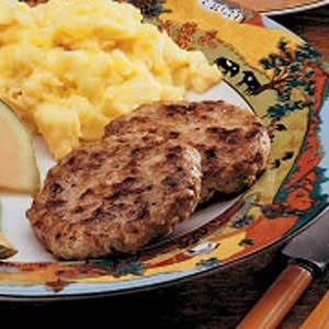 Rabbit Breakfast Sausage