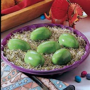 Dinosaur Eggs Recipe