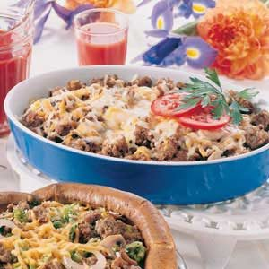 Southwestern Eggs Recipe