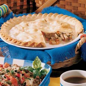 Pork Potpie Recipe